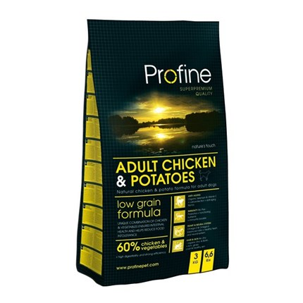 Profine Adult Chicken & Potatoes 3 kg