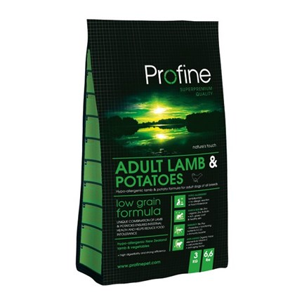 Profine Adult Lamb&Potatoes 15 kg