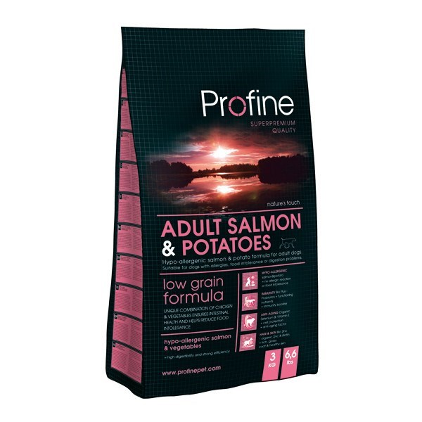 Profine Adult Salmon&Potatoes 15 kg