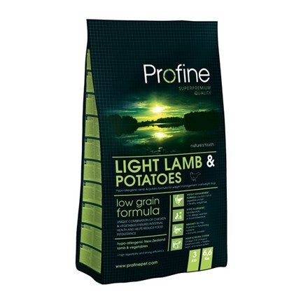 Profine Light Lamb&Potatoes 15 kg