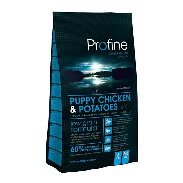 Profine Puppy Chicken&Potatoes 3 kg